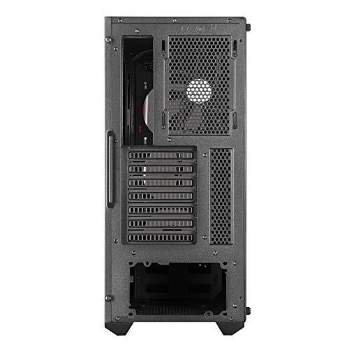 Cooler Master MasterBox MB520 Black/Red Mid Tower Case (M-ITX/M-ATX/ATX)