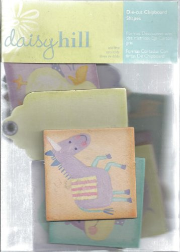 - Baby Polka Dot Pig Chipboard Blocks & Tags (912267)