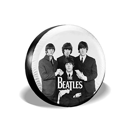 PEACE NEW STORE The Beatle Tire Covers Weatherproof Tire Protectors,Waterproof Polyester Tire Sun Protectors, Fits 23