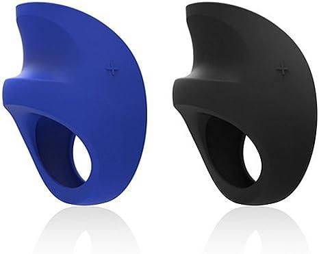 LELO PINO Anello Vibrante, Federal Blue - Cock Ring impermeabile e ...