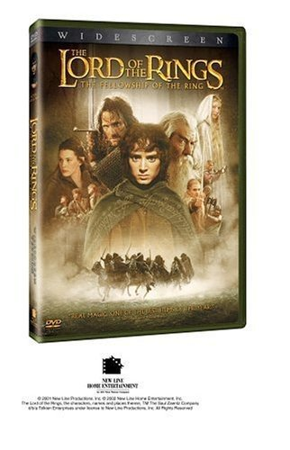 The Lord Of The Rings  The Fellowship Of The Ring  Two Disc Widescreen Theatrical Edition