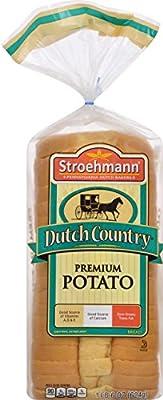 Stroehmann, Dutch Country Potato Bread, 22 oz