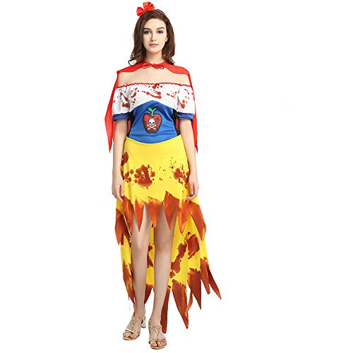 WSJLLA Womens Party Costumes Adult Scary Costumes]()