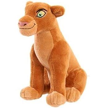 Amazon Com Disney Lion Guard Nala Bean Plush Toys Games