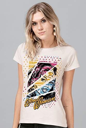 Camiseta Wonder Woman Fashion Star