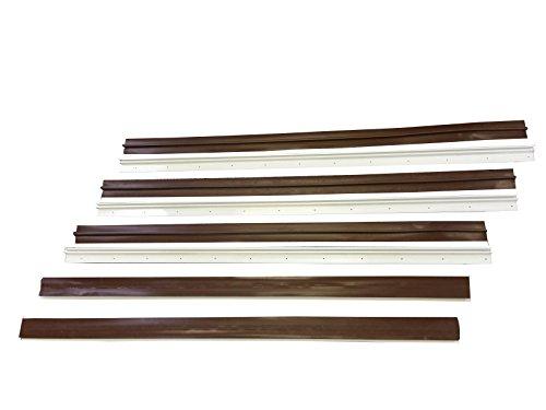 Wood and Laminate Floor Flooring Installation kit, The Finishing Touch kit multi floor transitions - Floor Trim