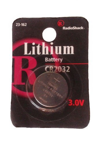 Lithium 3v battery CR2032