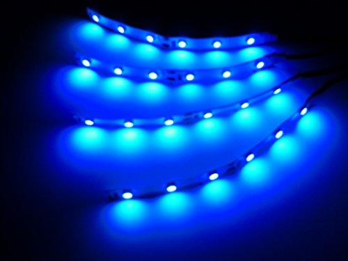 RC LED's Blue LED Strip's Bar Lights Superbright 4
