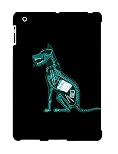 Protective Tpu Case With Fashion Design For Ipad 2/3/4 (dog Ate My Homework)