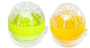 3 Pk, Evriholder Juice N Pour Compact Lemon and Lime Juicer