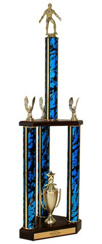 31'' Wrestling Trophies by QuickTrophy