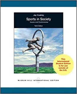 Buy sports in society issues and controversies book online at low buy sports in society issues and controversies book online at low prices in india sports in society issues and controversies reviews ratings amazon fandeluxe Images