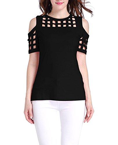 Sarin Mathews Womens Shoulder T shirt product image