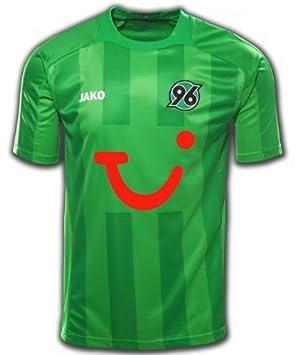 Jako Hannover - Camiseta de fútbol, color verde claro y verde oscuro dunkelgrün/hellgrün Talla:xxx-large: Amazon.es: Deportes y aire libre