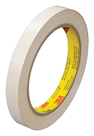 Scotch Color Coding Tape 690 White, 12 mm x 66 m, Conveniently Packaged (