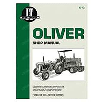 Oliver Super Tractor Wiring Diagram on