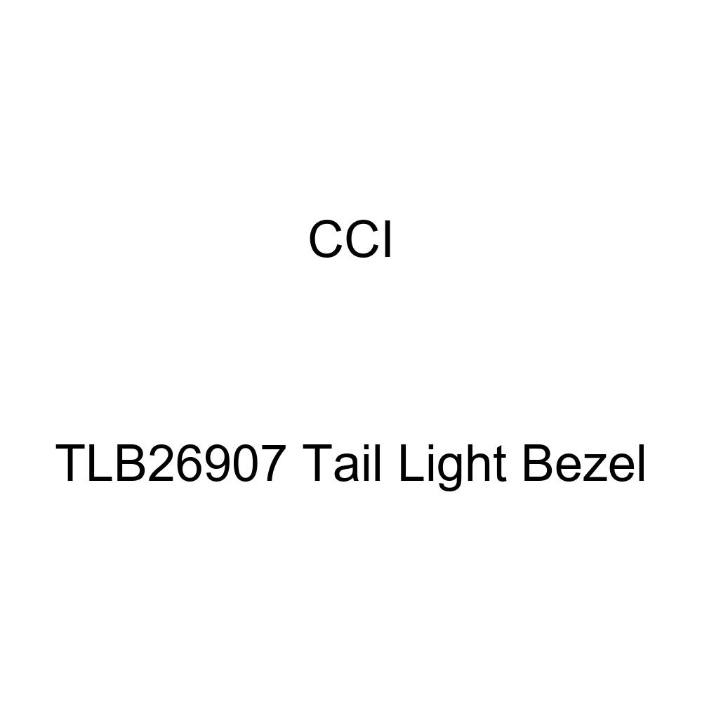 CCI TLB26907 Tail Light Bezel