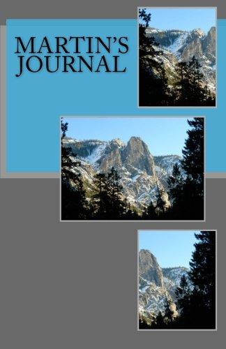 Download Martin's Journal pdf epub