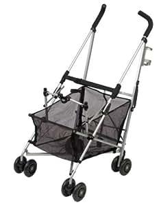 Amazon.com : Maclaren Easy Traveller Stroller Black and ...