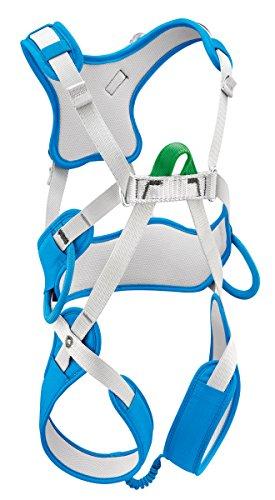 Petzl Oustiti Full Body Climbing Harness - Kid's (Rock Climbing Harness Kids)