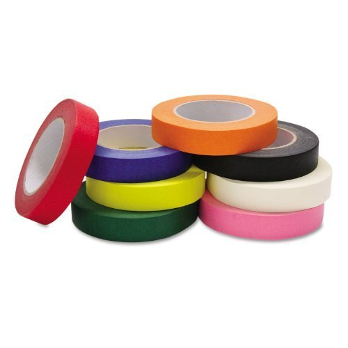 Chenille Assortment - CHENILLE KRAFT COMPANY Masking Tape Assortment (CKC4860) by Chenille Kraft