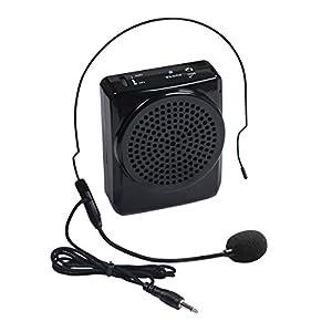 Amazon Com Duafire Voice Amplifier Portable Microphone