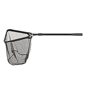 Fiblink folding aluminum fishing landing net for Amazon fishing net