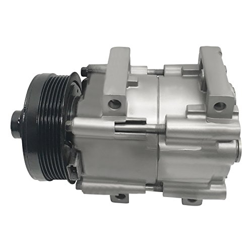 RYC Remanufactured AC Compressor and A/C Clutch EG130