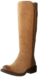 2. Lucky Women's Combat Boots
