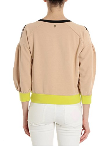 Trussardi Femme 56F000301T000794P010 Beige Coton Sweatshirt