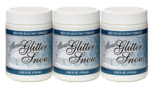 Aleene's Glitter Snow 4oz (3 Pack)