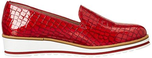 Vitti Love Damen 521-207 Slipper Rot (Rojo)