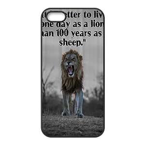 Lion CUSTOM Hard Case For Sam Sung Galaxy S5 Mini Cover LMc-83243 at LaiMc