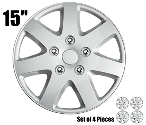 universal 15 inch hubcaps - 9