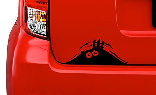 monster window decals for cars - 8
