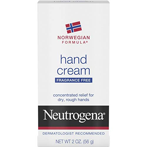 Neutrogena Norwegian Formula Hand Cream (Fragrance Free) 56g