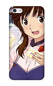 Ellent Iphone 5c Case Tpu Cover Back Skin Protector Anime Amagami For Lovers