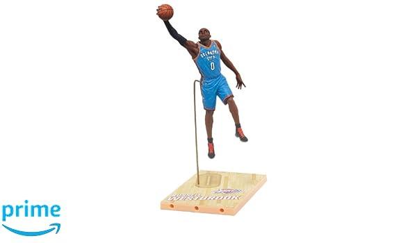 McFarlane NBA Oklahoma City Thunder Russell Westbrook 2012 ...