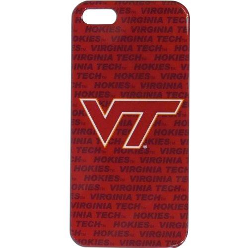 NCAA Virginia Tech Hokies iPhone 5 Crystal Snap on Case