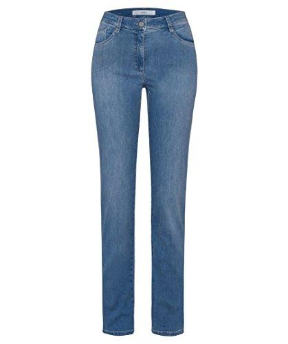 BLUE LIGHT USED Slim Jean SLIGHTLY Femme Brax A071OHqq