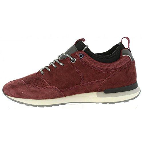 Treck Jeans Pepe Rouge Vert Boston sneaker ww4tq7