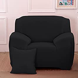 Boshen Stretch Seat Chair Covers Couch Slipcover S...