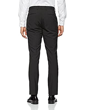 New Look Mens Suit Trousers
