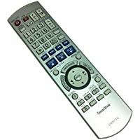 New Replacement Remote Control Fit for EUR7659YKO for Panasonic DMR-ES10 DMR-ES15 DMR-ES30V DMR-E35V