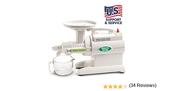 Tribest Green Star GS-1000 Juice Extractor by: Amazon.es