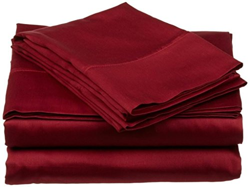 Organic Sheets - 600 Thread Count 4-Piece