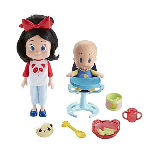 Amazon.es: Mattel Cleo y Cuquín ¡Vamos a Comer, (1011143232): Juguetes y juegos
