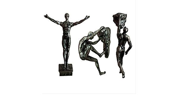 MOGANA Objetos Decoracion Modernos Figuras De Escalada ...