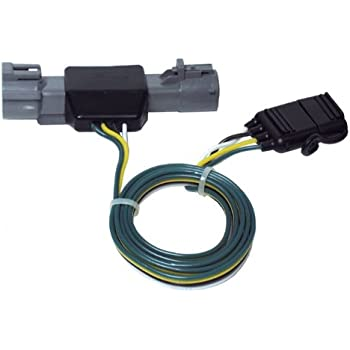 41df7anyHiL._SL500_AC_SS350_ amazon com hopkins 40125 plug in simple vehicle wiring kit hopkins 40955 wiring diagram at n-0.co
