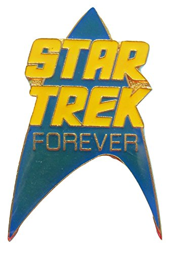 Enamel 1988 (Enamel pin Star Trek Forever 1988 vintage out-of-production)